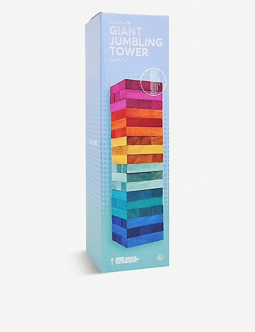 SUNNYLIFE: Super Fly Giant Jumbling Tower 45cm