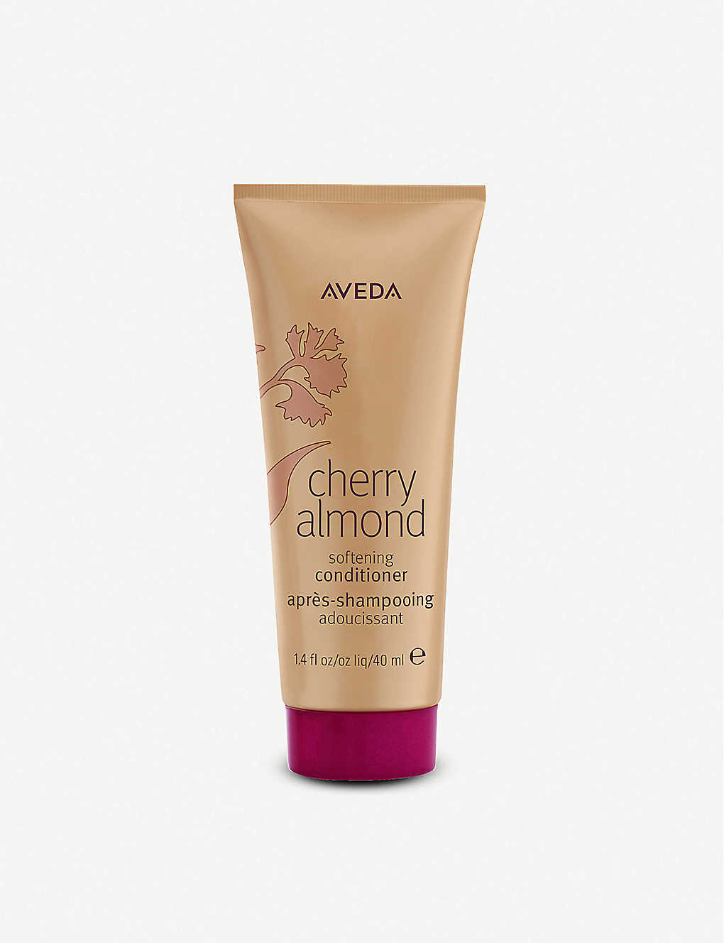 AVEDA: Cherry Almond Softening travel conditioner 40ml