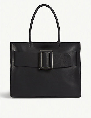 BOYY: Bobby Soft large leather tote bag