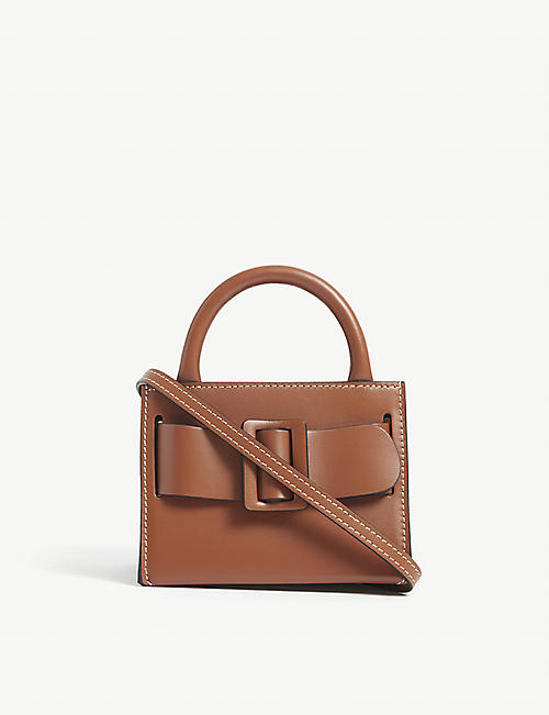 BOYY: Surreal small leather cross-body bag