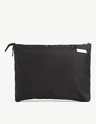 COTE & CIEL: Zaan packable nylon tote bag