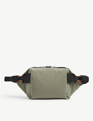 COTE & CIEL: Isarau canvas belt bag