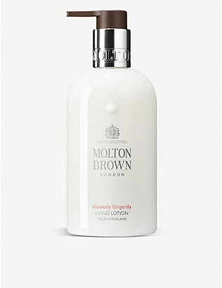 MOLTON BROWN: Heavenly Gingerlily Hand Lotion 300ml