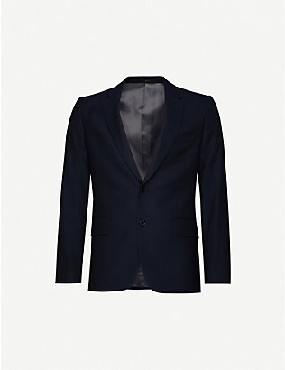 PAUL SMITH: Soho-fit wool blazer