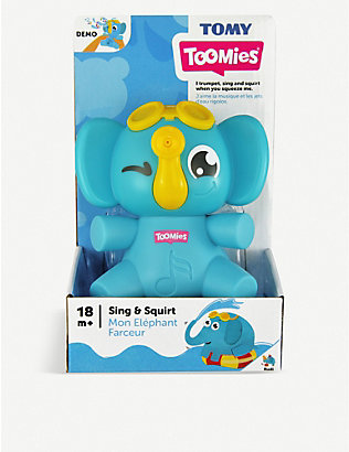 TOMY: Toomies Sing & Squirt bath toy