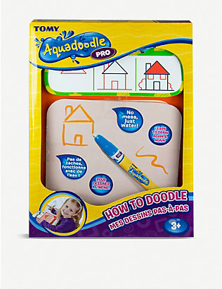TOMY: Aquadoodle How To Doodle board