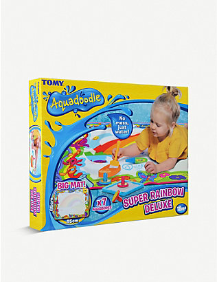TOMY: Super Rainbow Deluxe aquadoodle set