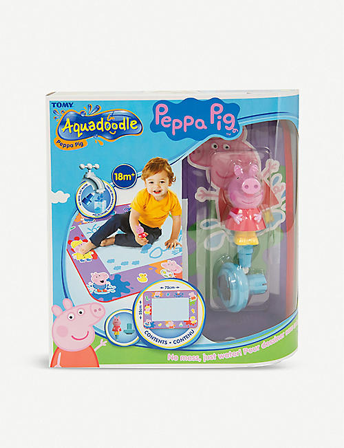 TOMY: Peppa Pig aquadoodle set