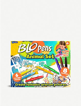 BLOPENS: Animal activity set