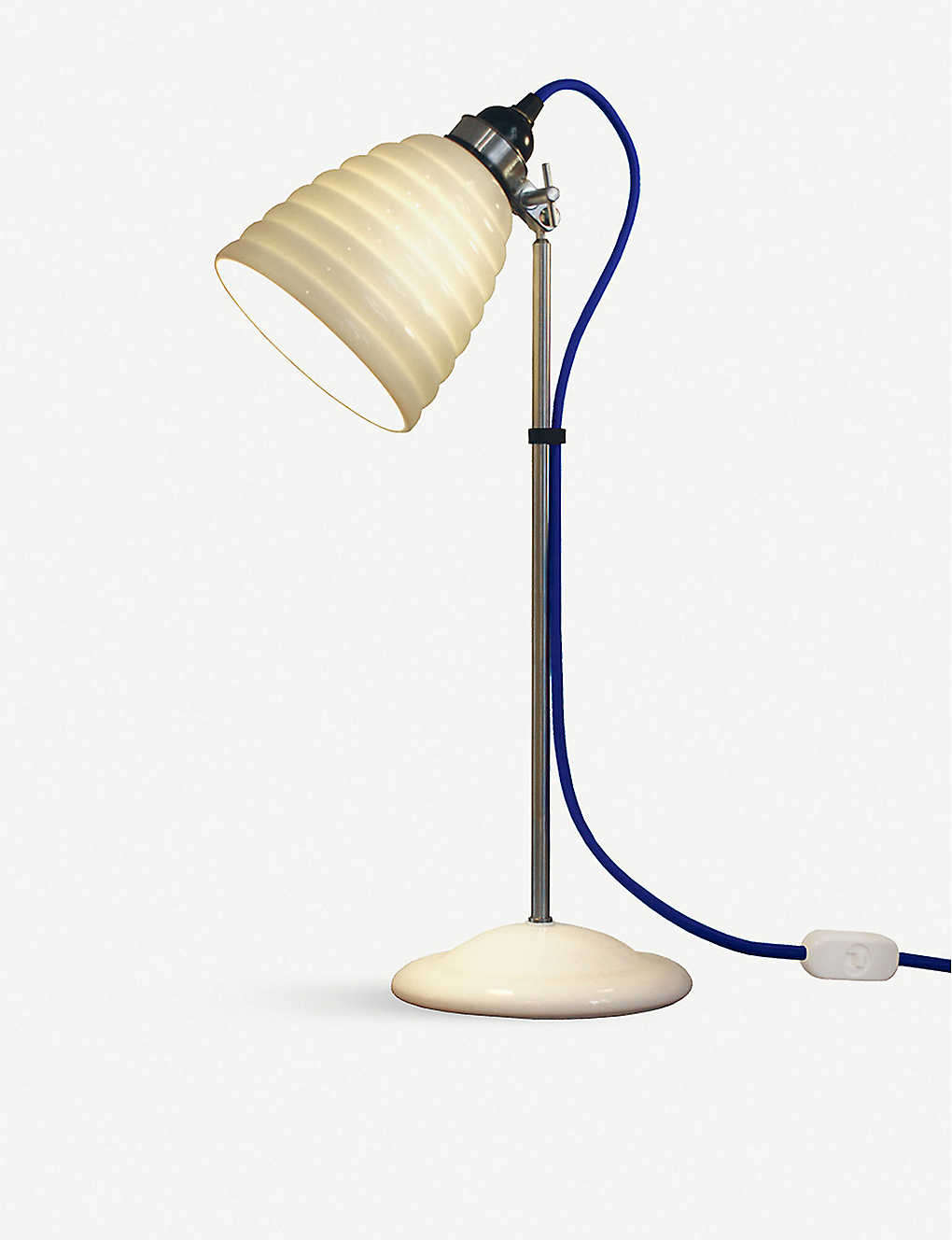 THE CONRAN SHOP: Original BTC Lighting Hector Bibendum table lamp 46cm