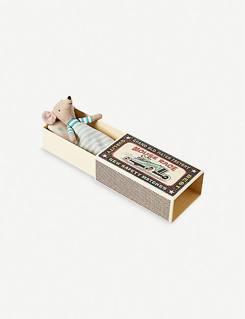 THE CONRAN SHOP Maileg big brother mouse in a box toy