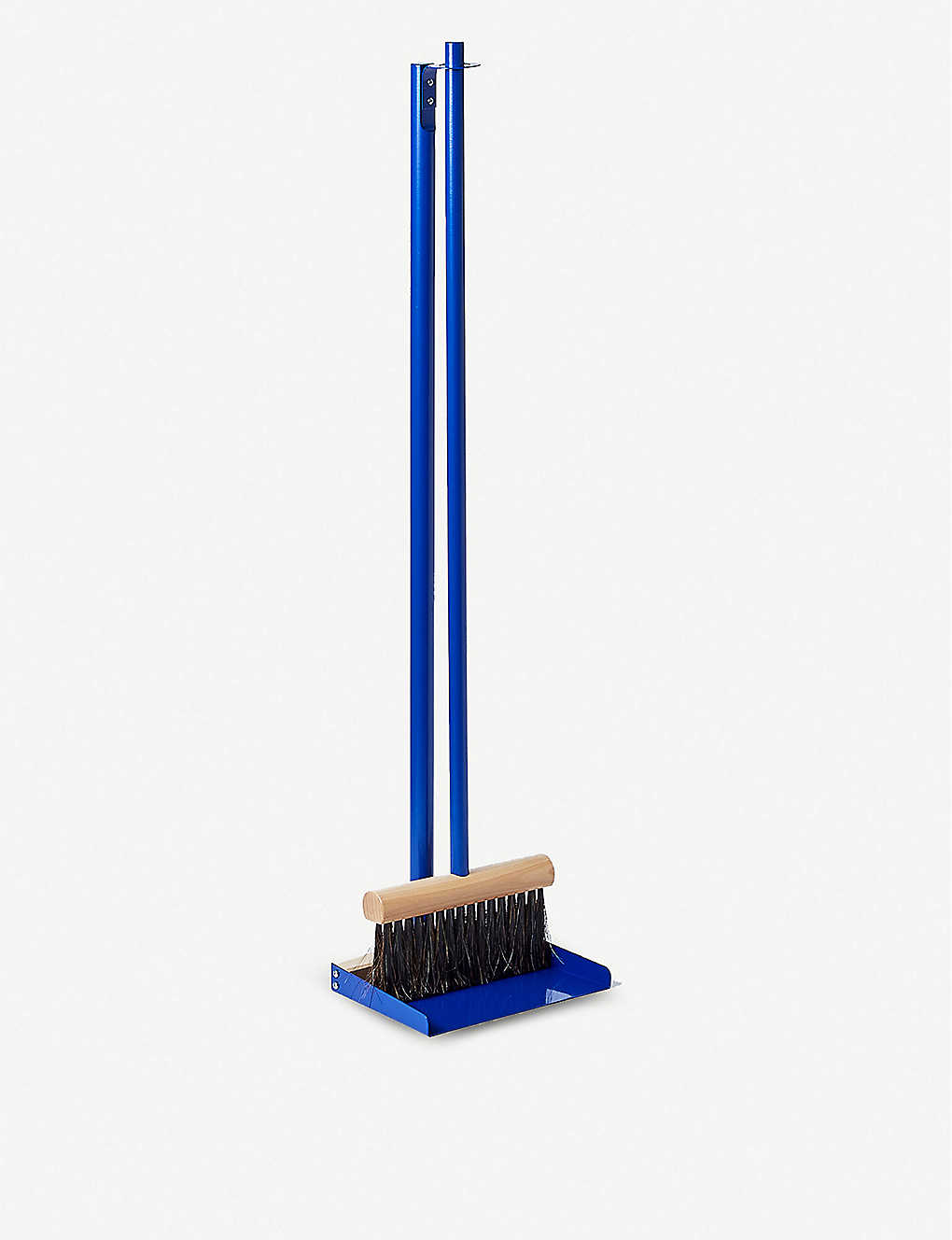 THE CONRAN SHOP: Mr & Mrs Clynk for Andrée Jardin lacquered dustpan and brush