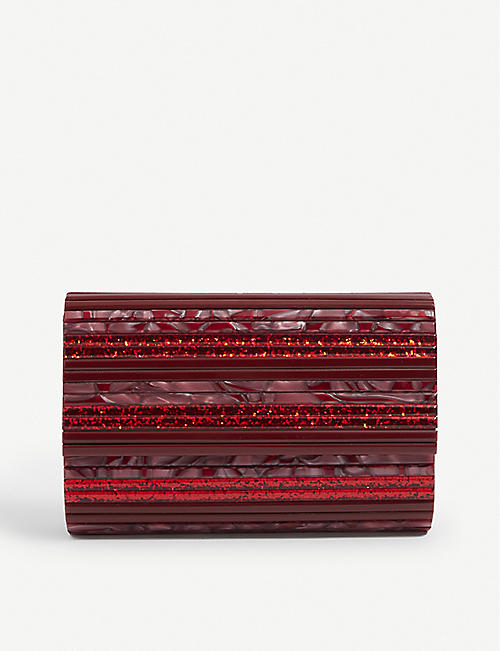 KURT GEIGER LONDON: Party Envelope clutch bag