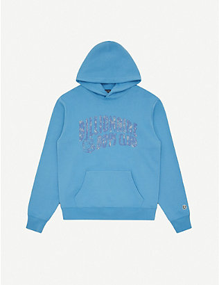 BILLIONAIRE BOYS CLUB: Arch logo-print cotton-jersey hoody