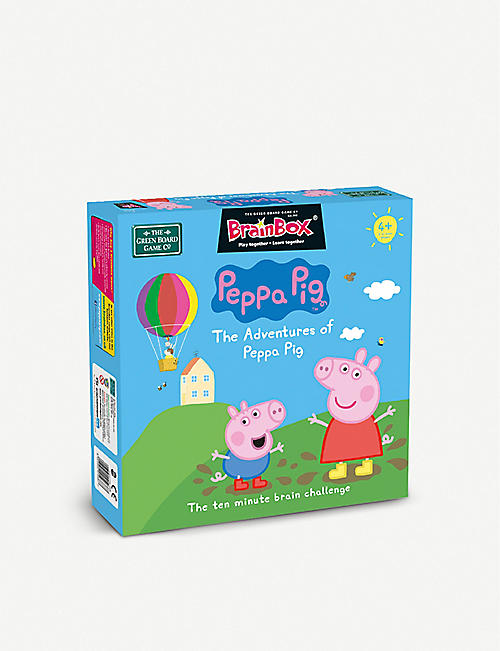 PEPPA PIG: BrainBox game