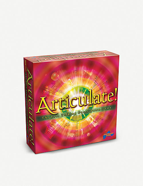BOARD GAMES: Drumond Park Articulate! board game