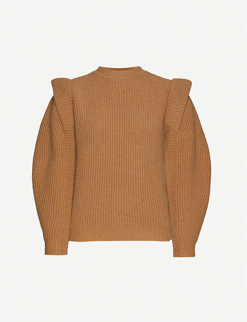ISABEL MARANT: Bolton cashmere and wool-blend jumper