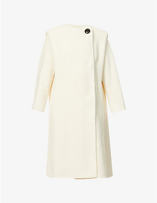 ISABEL MARANT: Gelton wool-blend coat