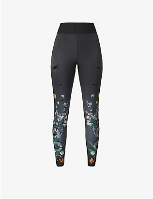 ULTRACOR: Eden stretch-woven leggings
