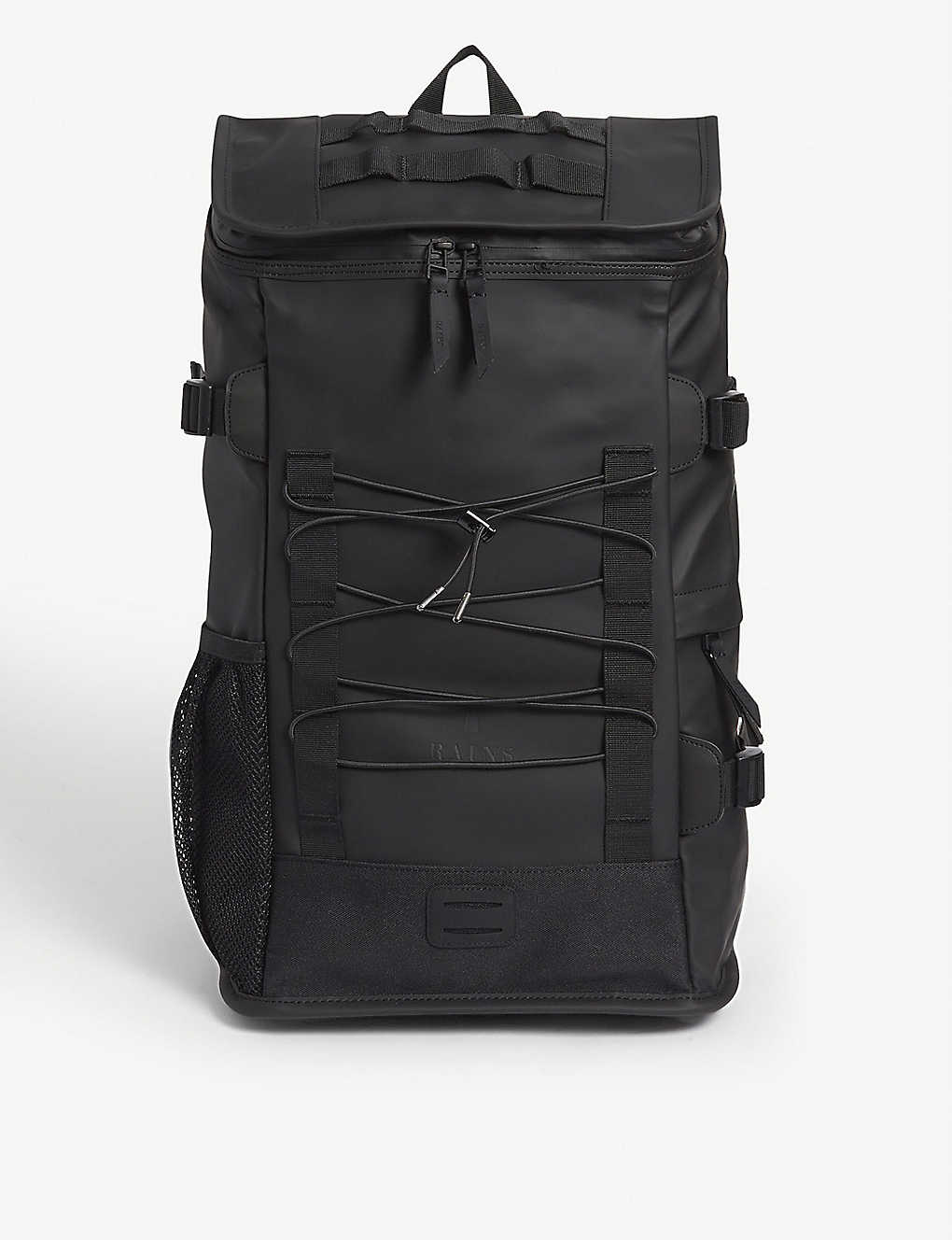 RAINS: Mountaineer water-resistant backpack