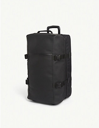 RAINS: Water-resistant wax travel bag