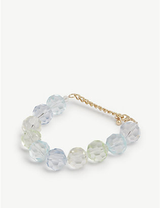 STINE GOYA: Sale beaded glass bracelet