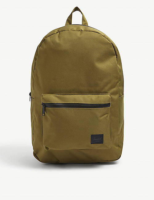 HERSCHEL SUPPLY CO: Settlement woven backpack