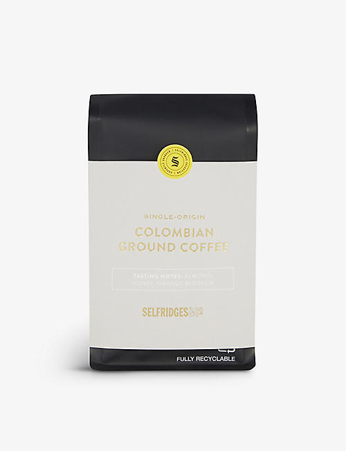 SELFRIDGES SELECTION: Single Origin Colombian Bella Vista ground coffee 250g