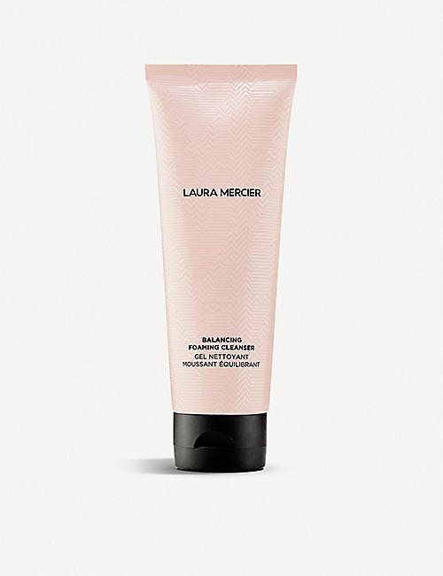 LAURA MERCIER: Balancing foaming cleanser 125ml