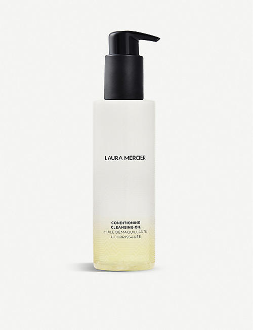 LAURA MERCIER: Conditioning cleansing oil 150ml