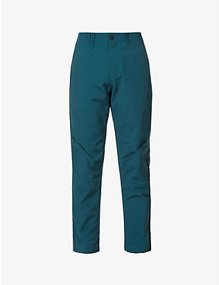 A-COLD-WALL: Tapered-leg shell trousers