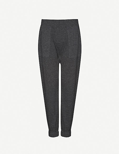 LUNYA Restore cotton-blend jogging bottoms