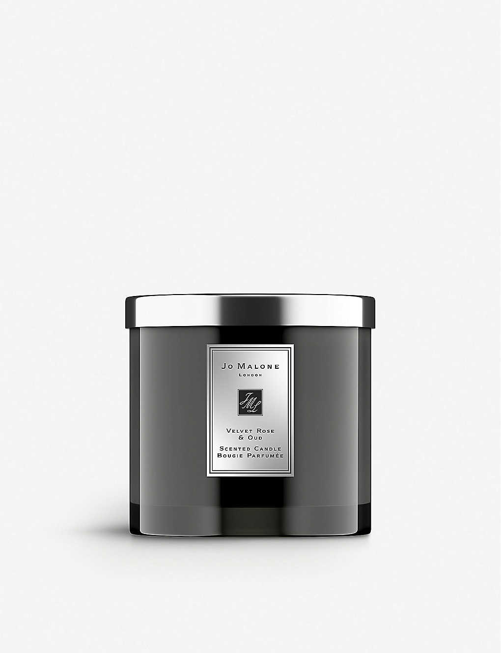 JO MALONE LONDON: Velvet Rose & Oud deluxe candle 600g