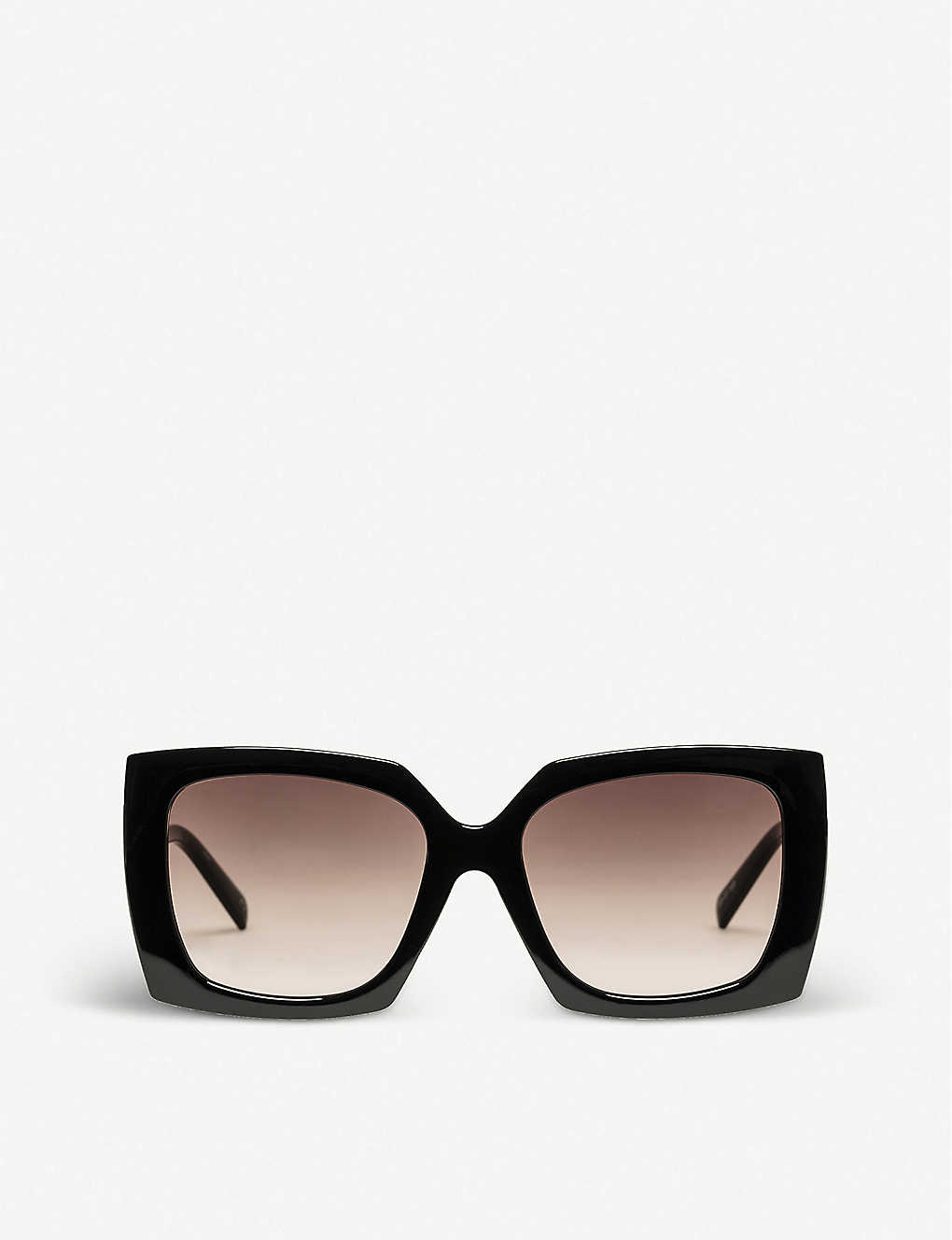 LE SPECS: Discomania Alt Fit square-frame sunglasses