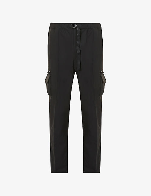 CARHARTT WIP: Elmwood stretch-twill jogging bottoms