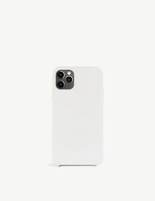 MINTAPPLE: Silicone iPhone 11 Pro Max case