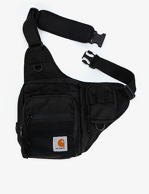 CARHARTT WIP: Delta woven cross-body bag