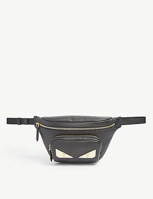 FENDI: Bag Bug leather belt bag