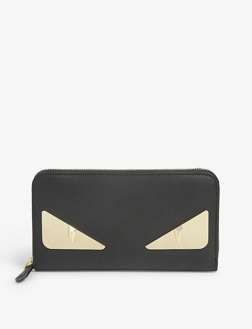 FENDI: Bag Bug leather wallet