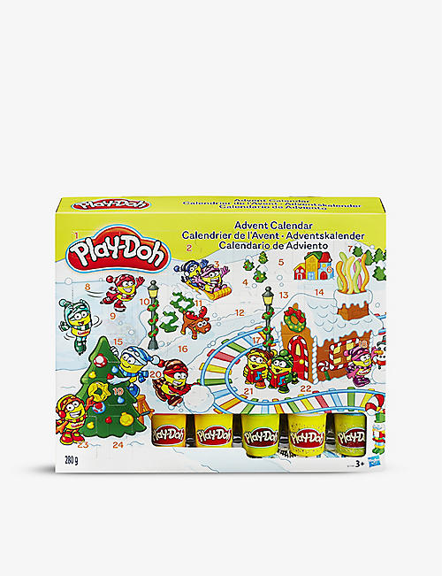 PLAYDOH: Advent Calendar