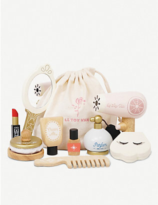 LE TOY VAN: Star Beauty Bag wooden toy set