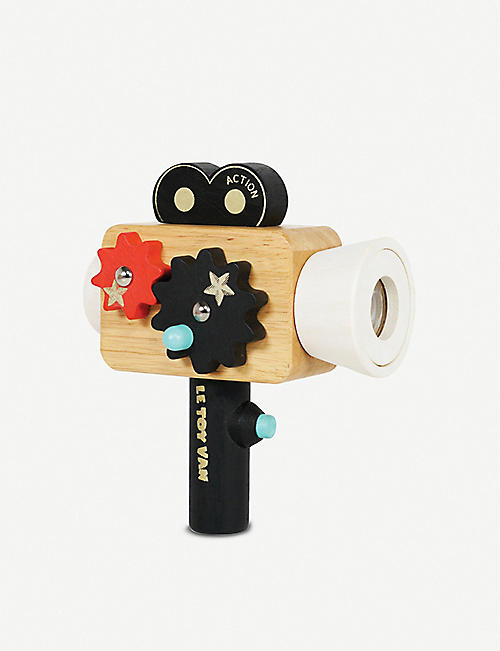 LE TOY VAN: Hollywood wooden film camera toy