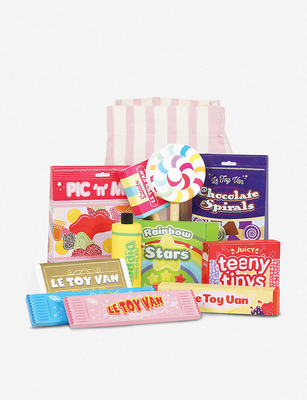 LE TOY VAN: Sweet & Candy Pic'n'Mix wooden toys