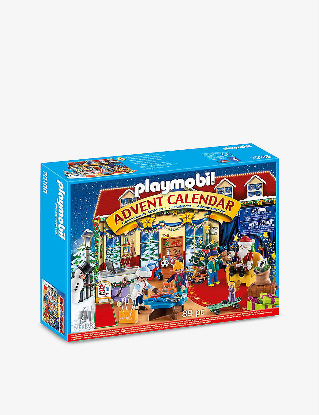 PLAYMOBIL: Christmas Scene Advent Calendar