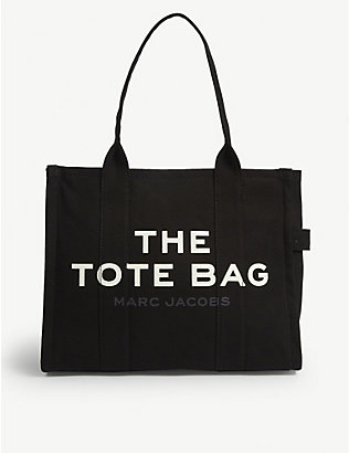 MARC JACOBS: The Tote canvas tote bag