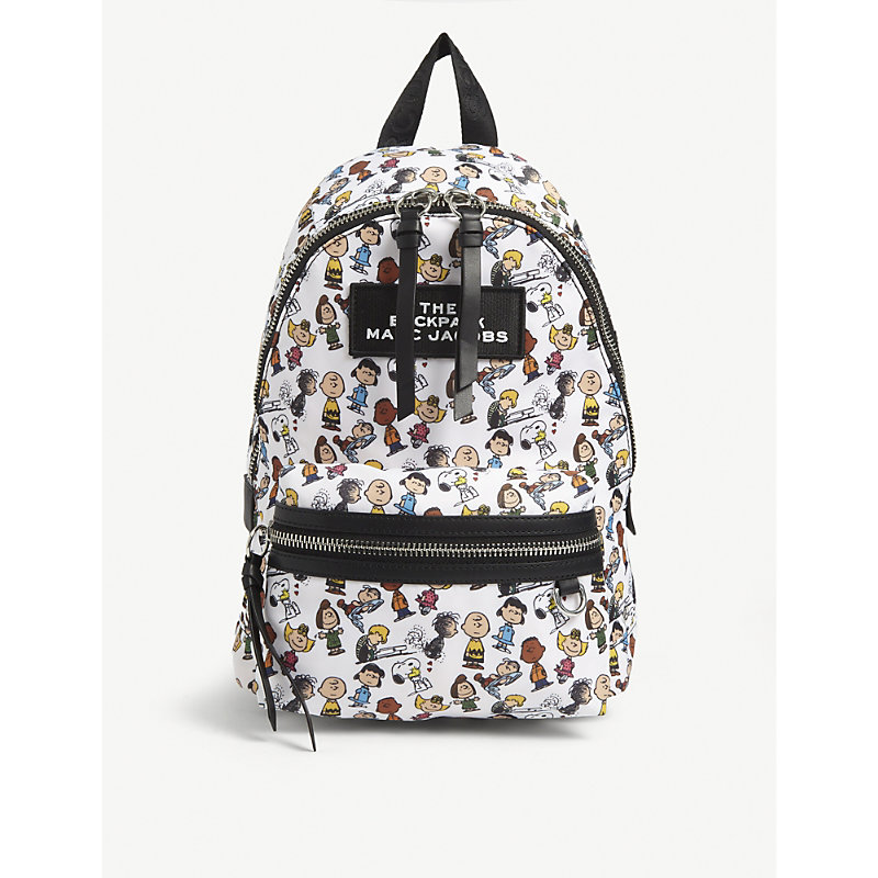 Marc Jacobs PEANUTS NYLON BACKPACK
