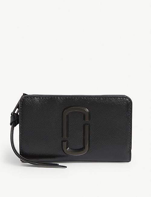 MARC JACOBS: Branded leather wallet