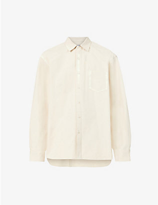 ADER ERROR: Oversized cotton shirt