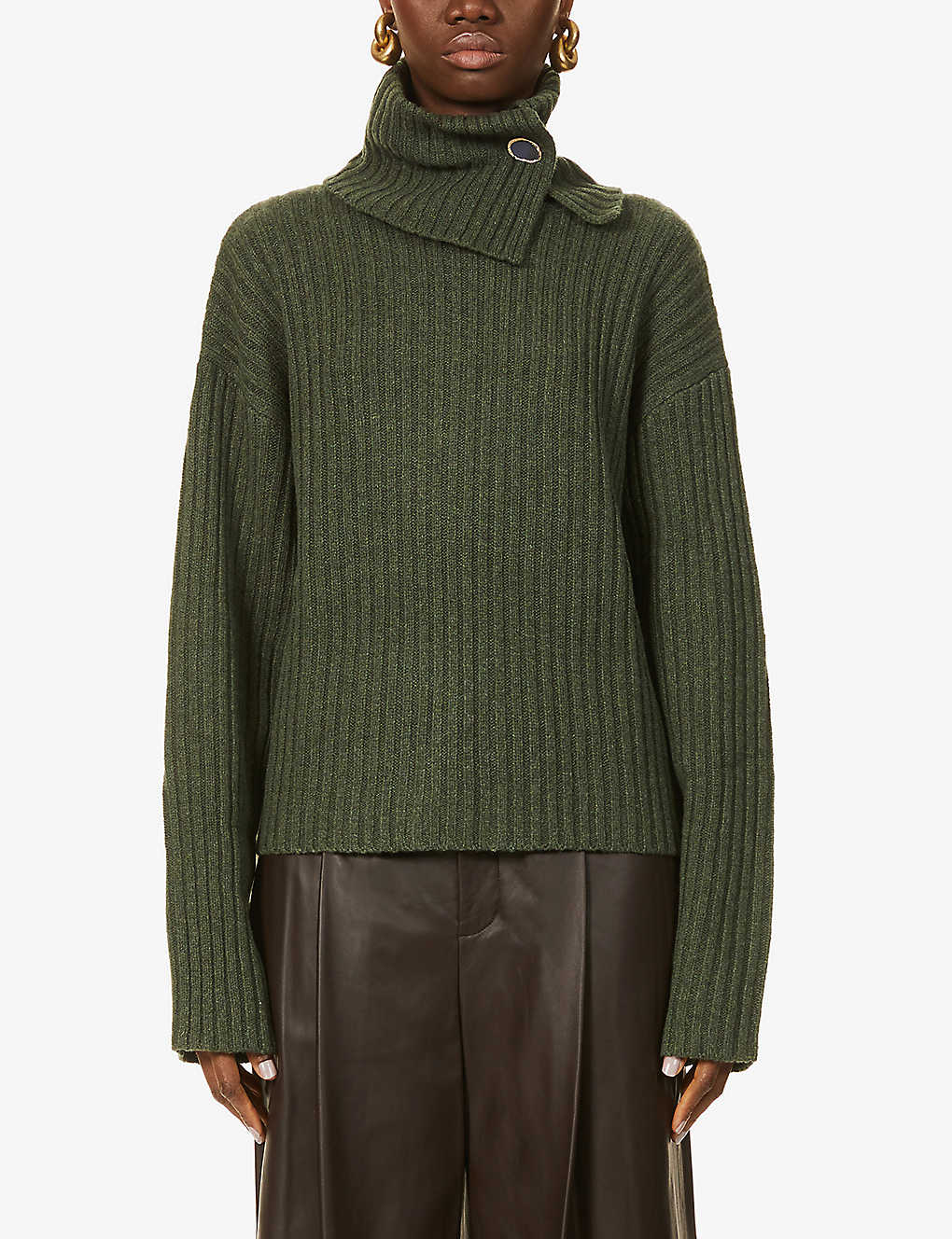 REMAIN BIRGER CHRISTENSEN: Francine turtleneck wool jumper