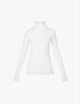 REMAIN BIRGER CHRISTENSEN: Margot turtleneck stretch-modal top